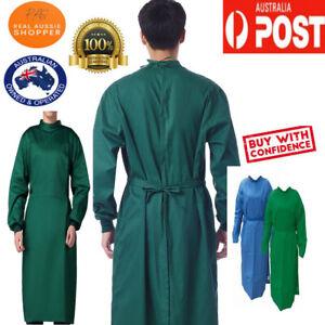 Reusable Theatre Gown Washable Operation Theatre Surgeon Barrier nurse uniform