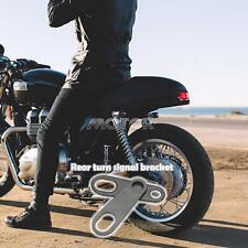 Motorcycle Turn Signal Relocation Brackets Fit Suzuki Intruder VS VL 700 750 800