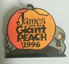 Wdw Disney James and the Giant Peach 1996 Fotoball Pin # 14 of 101 pins F/S