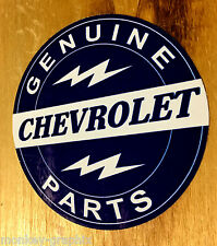 Genuine Cherolet parts v8 v6 rythm sticker estados unidos pegatinas Chevy muscle car