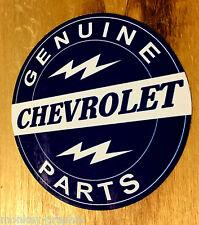 Genuine Cherolet Parts V8 V6 Oldschool Sticker USA Aufkleber Chevy Muscle Car