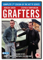 Grafters: The Complete Second Series DVD (2018) Robson Green, Whittaker (DIR)