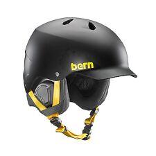 New - Bern Unlimited Watts Snowboard Mens Helmet - Wu-Tang - Small / Medium