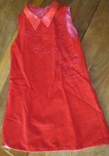 Robe Hiver Rouge MARESE 5 ans Excellent Etat