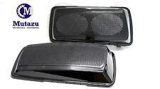 Mutazu Fat Ass Dual 6x9 speaker lids for Harley Touring Models 1994-2008
