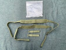 More details for scarce genuine british army special air service sas 1958 pattern webbing braces