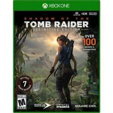 Shadow of the Tomb Raider Definitive Edition - Xbox One Brand New Sealed