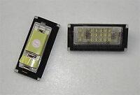 LED Éclairage De Plaque Mini Cooper R50 R53 Jusqu' À 09/2006 R52 11/2007