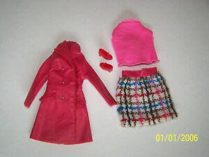 Vintage Barbie Julia Doll Leather Weather #1751
