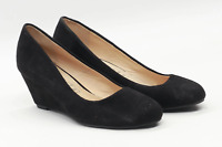 Great On U Womens EU Size 39 Black Leather Shoes
