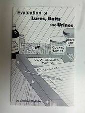 Book - Dobbins - Evaluation of Lures, Baits, and Urines  Traps Trapping