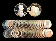 Roll of 50 2009-S Proof Lincoln Bicentennial Cents Birth in Kentucky