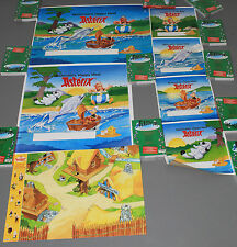 Asterix & Obelix === Poster Andrucke Werbung Happy Meal Bridelix