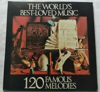 THE WORLD'S BEST LOVED MUSIC 3 x LP 33 GIRI VINYL USA 1982 REALM 3V8178 NM/NM