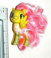 Fluttershy : G4 2016 Hasbro MLP My Little Pony Brushable Figure : (D-1)