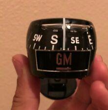 Vintage GM Auto Parts Dash Compass nos Mounting Part