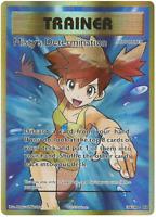 FULL ART Misty's Determination ULTRA RARE 108/108 Holo Foil Pokemon Evolutions