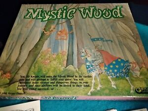 MYSTIC WOOD by Gibsons Games – Complete