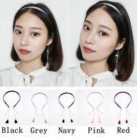 Ladies Girl Earring Hair Band Headband Hair Decor Hairband Gift