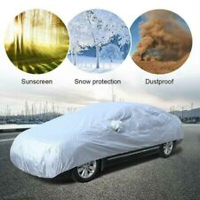 Universal Full Car Cover Anti Scratch Dust Sun Rain Snow UV WaterProof Protector