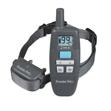 New listing Premier Pet 300 Yard Remote Trainer - Easy-To-Use Dog Training Collar