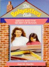Kristy and the Secret of Susan (Babysitters Club),Ann M. Martin
