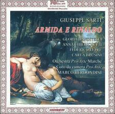 Armida E Rinaldo, New Music