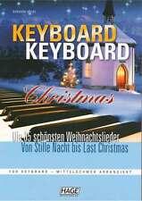 Keyboard Keyboard Christmas, Die 65 schönsten Weihnachtslieder Kölbl