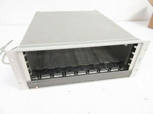 HP 70001A 8-SLOT MAINFRAME ~ AGILENT - RACK MOUNT EARS