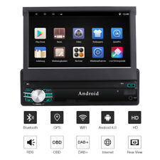 "Excelvan Android 6.0 1 Din 7"" Autoradio Touchscreen navigation AUX Media Player"