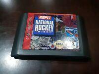 ESPN National Hockey Night (Sega Genesis, 1994)  Cartridge only