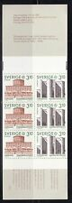 Sweden  1987 Europa Sc 1630a complete unexploded booklet