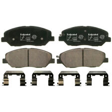 Disc Brake Pad Set Front Federated D1202C