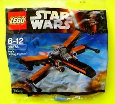 Lego Star Wars 30278 Poe X-Wing Fighter Polybag Neu Ovp