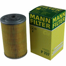 Original MANN-FILTER Kraftstofffilter P 707 Fuel Filter