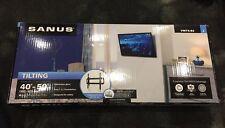 "Sanus VMT5-B2 TV Wall Mount, tilting, Fits Up To 40"" - 50"""