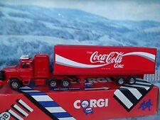 CORGI  SCAMMEL container truck