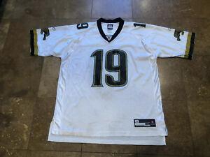 Jacksonville Jaguars Ernest Wilford Reebok Football Jersey Mens XL