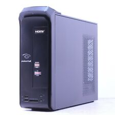 Packard Bell Imedia S2110 Win 10 Pro Sff Pc Amd E1 1200 1.4Ghz 4Gb 128Gb Ssd