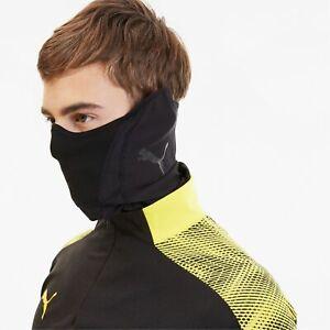 Puma ftblNXT Face Mask Herren Schal Neckwarmer Gesichtsmaske schwarz NEU