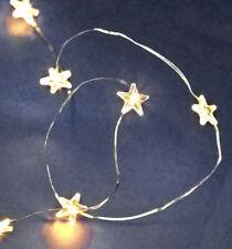 Luci micro LED Classiche Stelle Catena Luce Albero di Natale Pulsata Addobbi