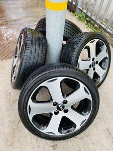 kia rio alloy wheels