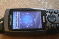 Garmin GPSMAP 60csx, Maps