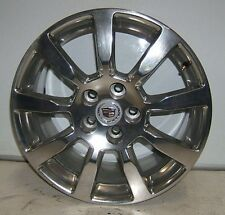 "USED Cadillac CTS Factory Rim 4711 OEM 9 Spoke Aluminum Alloy 18"" x 8.5"""