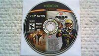 NCAA Football 2005 / Top Spin Combo (Microsoft Xbox, 2004)