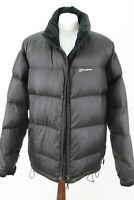 BERGHAUS Black Down Puffer Jacket size XXL