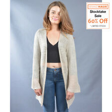 Luvalot - Open Front Knit