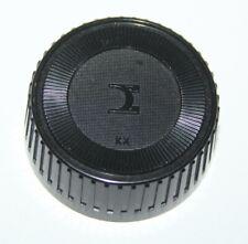 Sigma - Pentax K Mount Rear Lens Cap - vgc