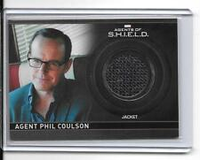 AGENTS OF S.H.I.E.L.D. SEASON 1 AGENT PHIL COULSON COSTUME JACKET 93/350 #CC1