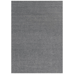 Area Rug 6 x 8 ft. Indoor Outdoor Home Patio Entryway Floor Carpet Smoke Gray